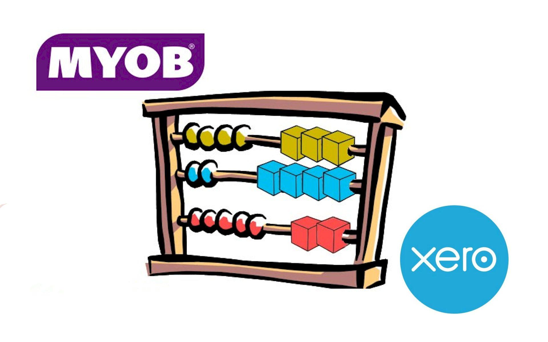 MYOB/Xero